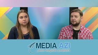"""Media Azi: Cariera în jurnalism – """"ghid de supraviețuire"""" pentru începători"""