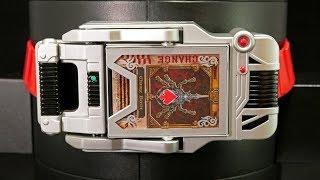 ポピー 仮面ライダーブレイド 変身ベルト ブレイバックル&ラウズカード Kamen Rider Blade Henshin belt Belley Buckle & Rouse Card thumbnail
