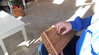 Let It Be, Played on Zither / Lap Harp by Debbie Center, Sheet Music Available