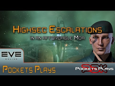 EVE Online: The Blockade - One last mission for the Dominix - Full