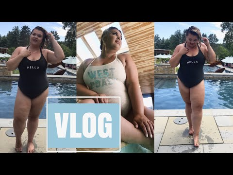 Vlog | Packing for Vermont + New Swimwear