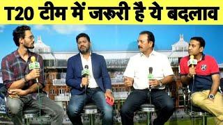 Download 🔴LIVE: Aaj ka Agenda: क्या वक्त आ गया है T20 World Cup के लिए Team India को बदलने का? Mp3 and Videos