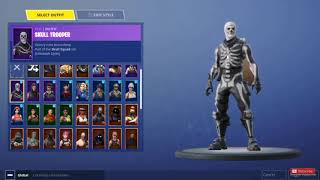 Selling Og Stacked Fortnite Account /55+ skins/ (PSN GIFT CARD ONLY)(SOLD)