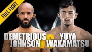 Demetrious Johnson vs. Yuya Wakamatsu |
