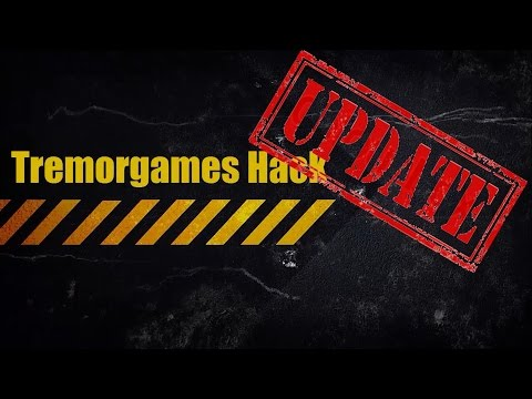 UPDATE!!! Tremor Games Hack | Free Coins | No Download | Working 2017