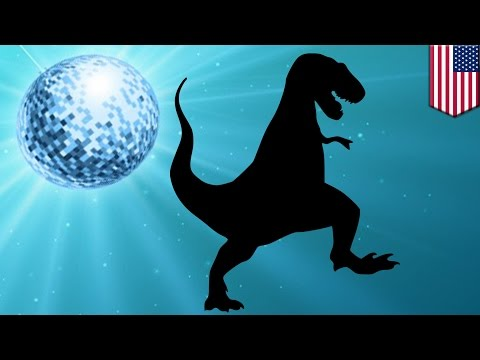 Carnivorous dinosaurs used fancy footwork to attract lady dinos, new study claims