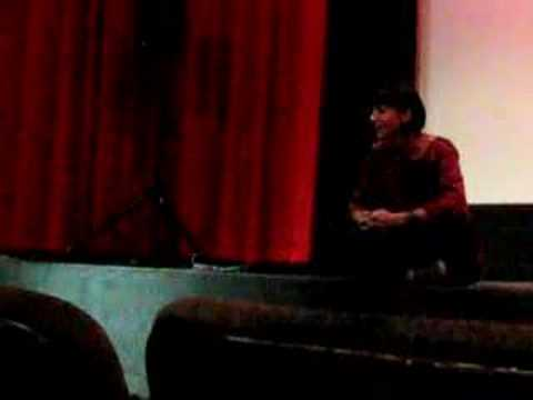 Diablo Cody speaks about Juno - Part 1/2