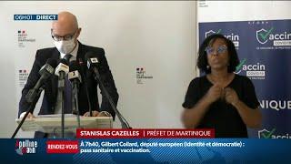 Covid-19: le retour du confinement en Martinique pour trois semaines