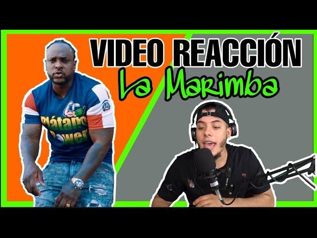 ORLANDO EL MORENO FEO. (Como La Marimba) VIDEO REACCIÓN 🔥⚡️ Con El Peluche Radio.