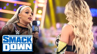Liv Morgan takes issue with Carmella being named to Money in the Bank: SmackDown, June 25, 2021