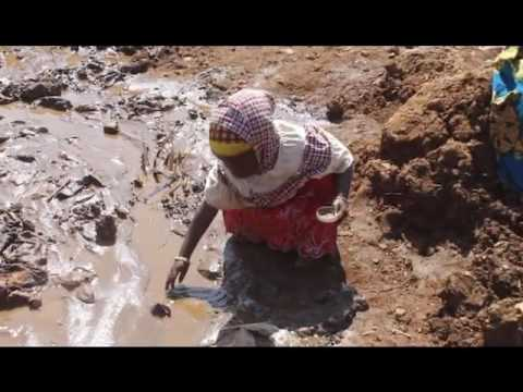 Scramble for Blue Sapphire Taraba Mining