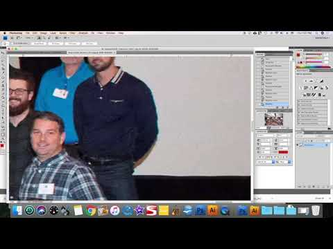 Photoshop – Trimming Out The Background