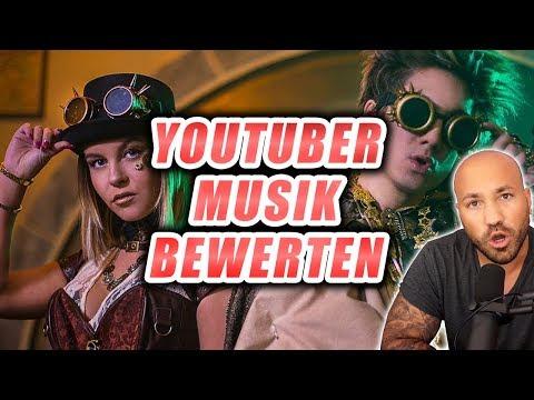 Julien Bam feat. Dagi Bee - Der Sandmann / Musikproduzent bewertet 'MUSIK' von Youtubern