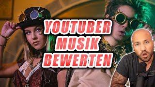 """Julien Bam feat. Dagi Bee - Der Sandmann / Musikproduzent bewertet """"MUSIK"""" von Youtubern"""