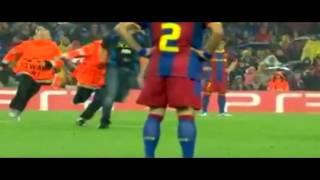 Cristiano Ronaldo vs Jimmy Jump (Spanish Streaker)