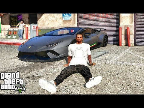 GTA 5 REAL LIFE CJ MOD #120 - TRACY'S AUDITION!!!(GTA 5 REAL LIFE MODS/ THUG LIFE) thumbnail