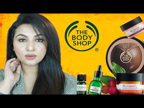 Body Shop Products Review | My Current Must Haves | Bangladesh || Ananya Artistry