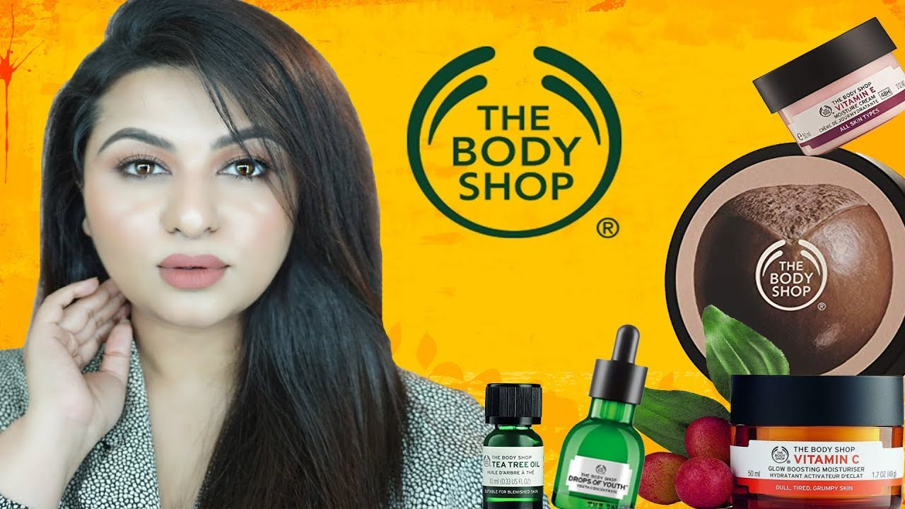 Body Shop Products Review   My Current Must Haves   Bangladesh    Ananya Artistry
