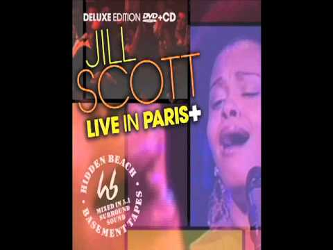 Rasool by Jill Scott LIVE in Paris