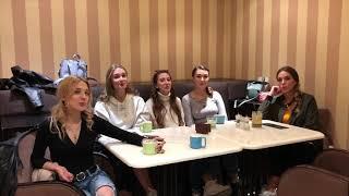 Подмосковные вечера. Песни в кафе