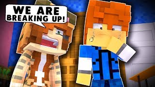 Minecraft Daycare - THE BREAKUP !? (Minecraft Roleplay)