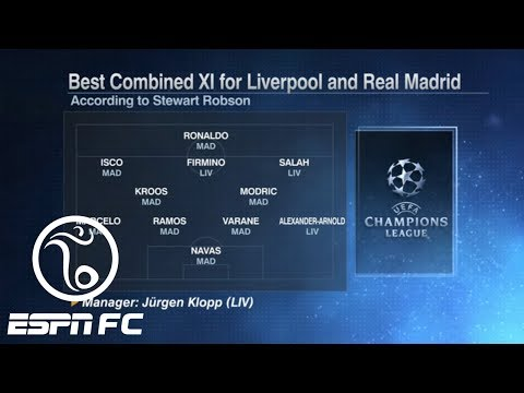 How many Liverpool players would get into a Liverpool-Real Madrid combined XI? | ESPN FC