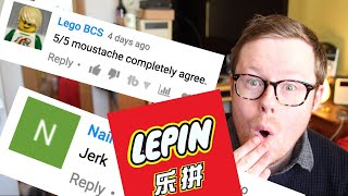 """Arguing with Lepin Fans - """"WHY YOU HATE LEPIN""""? - Responding to Rude YouTube Comments PART 3"""