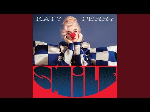 Katy Perry presenta Smile, que dará nombre a su próximo disco