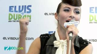 Karmin  - Brokenhearted (Live @ Z100 on May 7,2012)