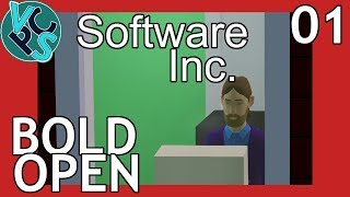 Bold Open : Software Inc EP01 - Hard Mode, No Exploits, All Fun