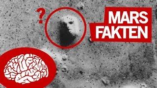 11 FAKTEN ÜBER DEN MARS