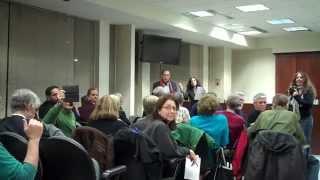 Gideon Levy speech, Oct. 19, 2015, part 1