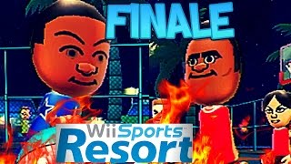 wii sports resort basketball pickup game part 12 finale championship game