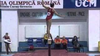 romanian nationals 2010 wag aa larisa iordache bb