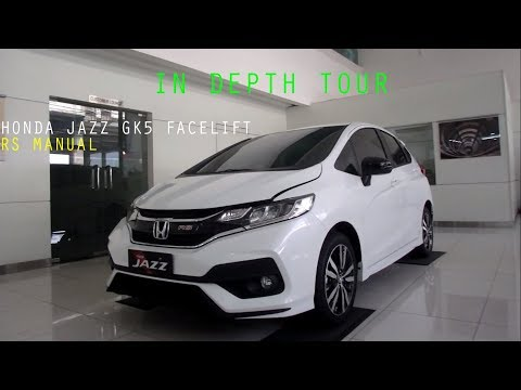 In Depth Tour Honda Jazz Facelift Tipe RS Tahun 2018 (Indonesia)