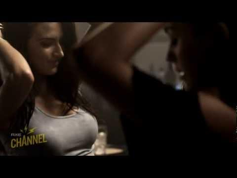 Michelle Argyris  AXE Body Spray