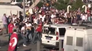 POLİSİMİZE LİNÇ GİRİŞİMİ !!!    (M.EMNOĞLU )