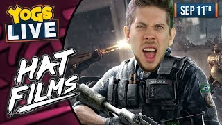SMITH THE SHOTGUN HERO! - Rainbow Six SIege! w/ Hat Films - 11th September 2018