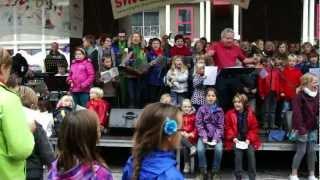 Deinze zingt voor het klimaat op 23 september 2012