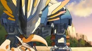Zoids Genesis 03