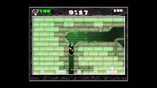 Gish Gameplay / Гиш геймплей