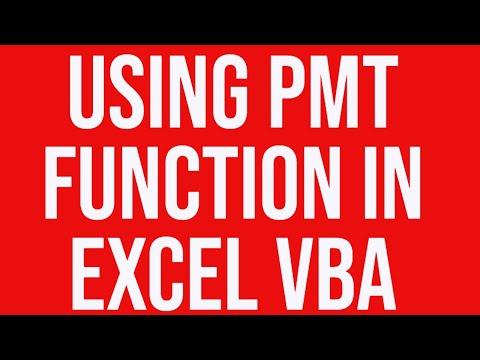 Printables Worksheet Function Vba pmt worksheet function using vba youtube vba