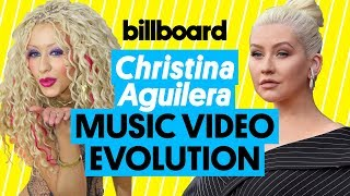 Baixar Christina Aguilera Music Video Evolution: 'Reflection' to 'Fall In Line' | Billboard