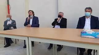 Ospedale Vietri Centro Covid: incontro con vescovo e sindaci