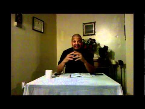 """Rev. Clarence Wise sr """"GODS ECONOMIC SYSTEM"""" pt 1/5"""