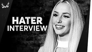 Lucy Cat im Hater-Interview