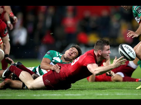 Round 1 Highlights: Munster Rugby v Benetton Treviso