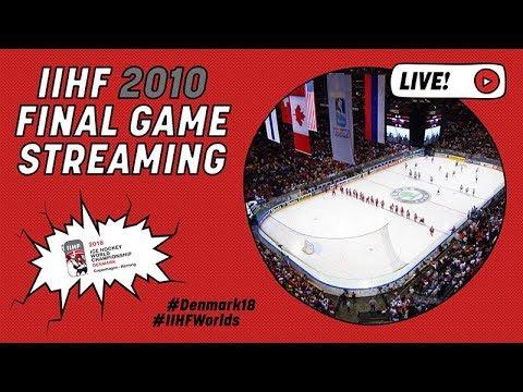 Historic #IIHFWorlds Finals: Russia Vs. Czech Republic 2010