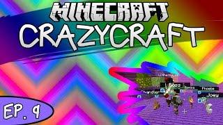 MANY MANY PETS!   CrazyCraft w/ LDShadowLady   Ep. 9