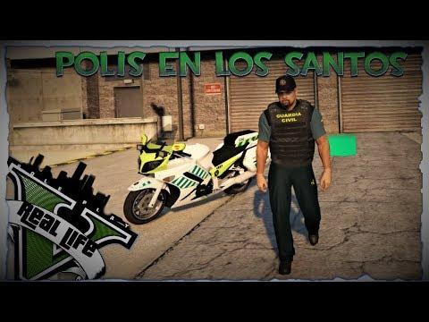 GTA V ReaL Life Role Play |¡¡POR FIN SOMOS POLIS EN LA CIUDAD!!👮